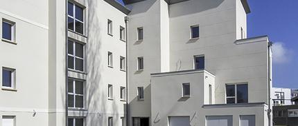 Construction de 21 logements pour personnes lourdement dépendantes