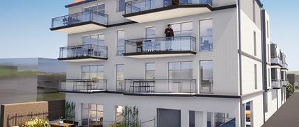 Construction de 15 logements au Vaudreuil