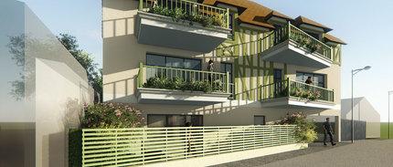 Construction de 15 logement au VAUDREUIL