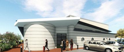 Construction d'une Salle polyvalente à BOOS